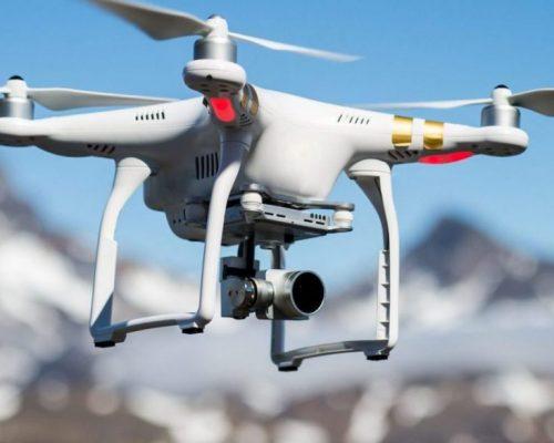 profesyonel drone çekimi